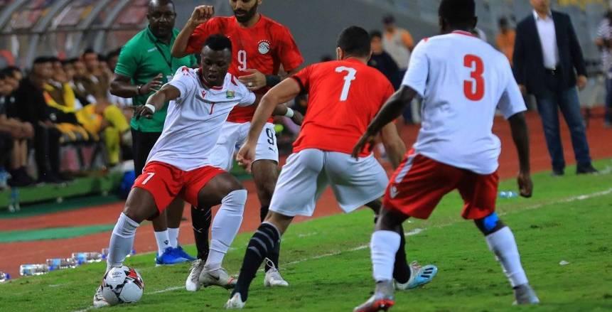 منتخب مصر يتعادل أمام كينيا في تصفيات أمم أفريقيا 2021