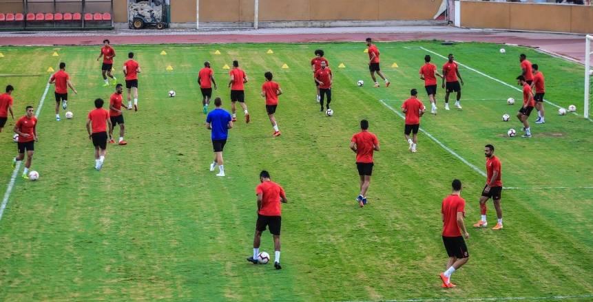 محمد يوسف يمنح لاعبي الأهلي 3 أيام راحة بعد الفوز على أطلع بره