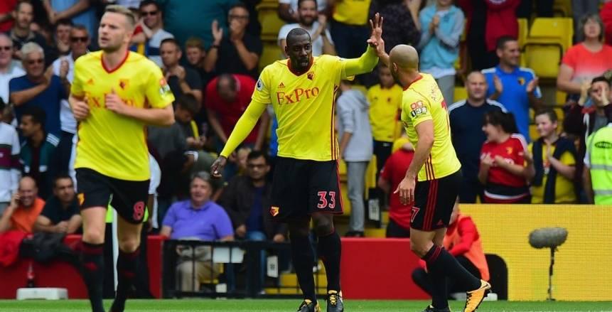 بالفيديو| الشوط الأول.. واتفورد يخطف ليفربول بهدفين مقابل هدف