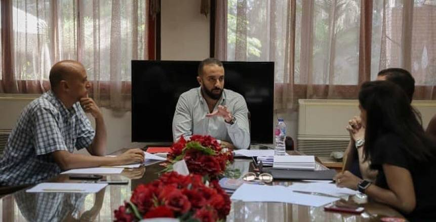 الأهلي يكشف تفاصيل اجتماع لجنة الاستاد الجديد