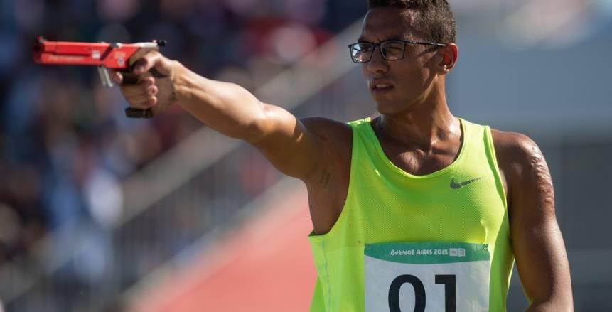 6 ميداليات شرفية وذهبية استعراضية لمصري بأوليمبياد الشباب