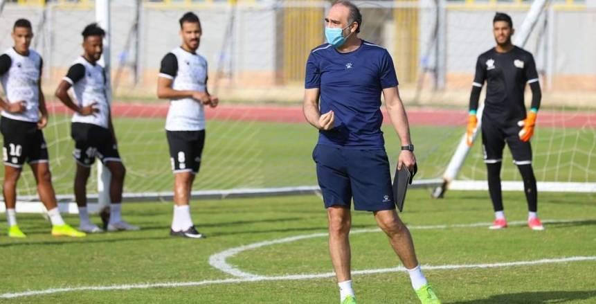 خاص.. عضو مجلس المصري: لا نية لتجديد عقد علي ماهر حتى هذه اللحظة