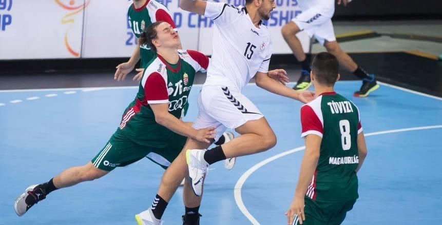 عاجل.. مصر تواجه إيسلندا في ربع نهائي كأس العالم للناشئين لكرة اليد