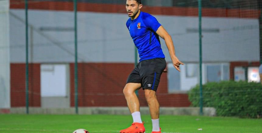 ياسر إبراهيم يطمئن الجهاز الطبي في الأهلي قبل عودة الدوري