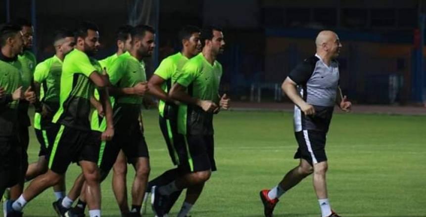 حسام حسن يحشد أسلحته الهجومية استعدادا لمواجهة الأهلي