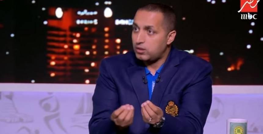 إيهاب الخطيب: تألق رمضان صبحي يصعب شراءه نهائيًا من هدرسفيلد الإنجليزي