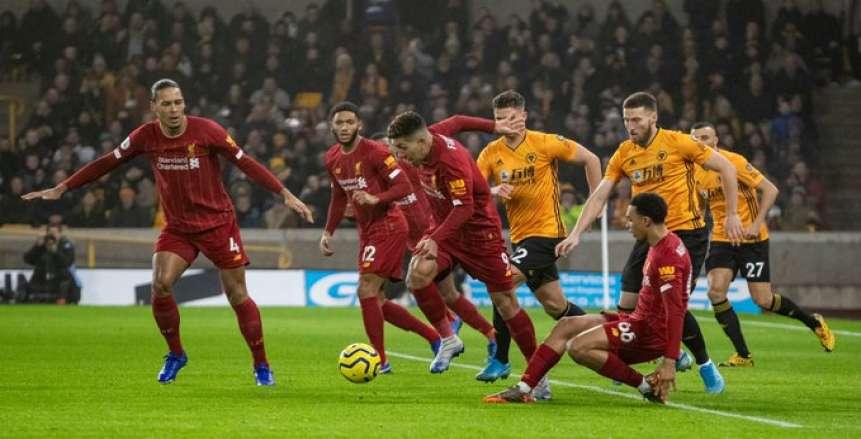ليفربول ينهي آمال ريال مدريد وبرشلونة في ضم فان دايك