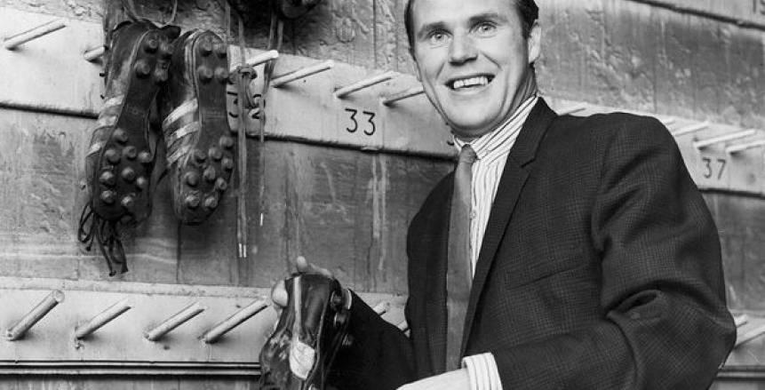 هادرسفيلد الإنجليزي ينعي وفاة «راي ويلسون» بطل كأس العالم 1966