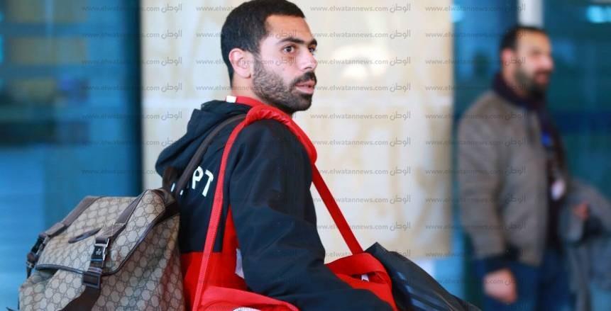 أحمد فتحي: توقعت خسارة اللقب الأفريقي أمام الوداد المغربي