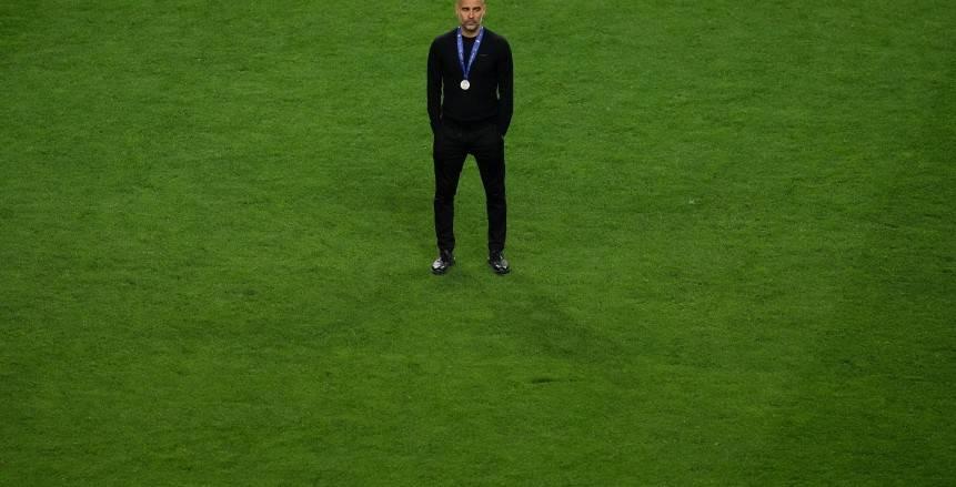 بيب جوارديولا بعد الهزيمة في نهائي دوري أبطال أوروبا: سنعود أقوى
