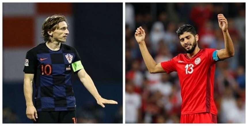أبرزها تونس ضد كرواتيا.. تعرف على مباريات اليوم 11 يونيو