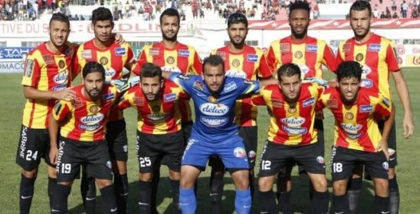 ياسين الخنيسي يقود هجوم الترجي في مواجهة الاتحاد السكندري