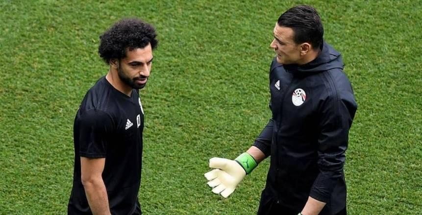 """""""الفراخ واللحمة"""".. أحمد ناجي يكشف عن منشطات عصام الحضري قبل كأس الأمم"""