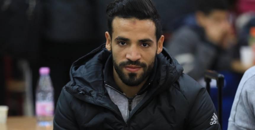 إسلام محارب: لم أسب طارق يحيي مطلقا بعد مباراة الزمالك