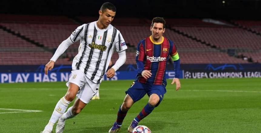 فرانس فوتبول تعلن تشكيل فريق الأحلام بقيادة رونالدو وميسي