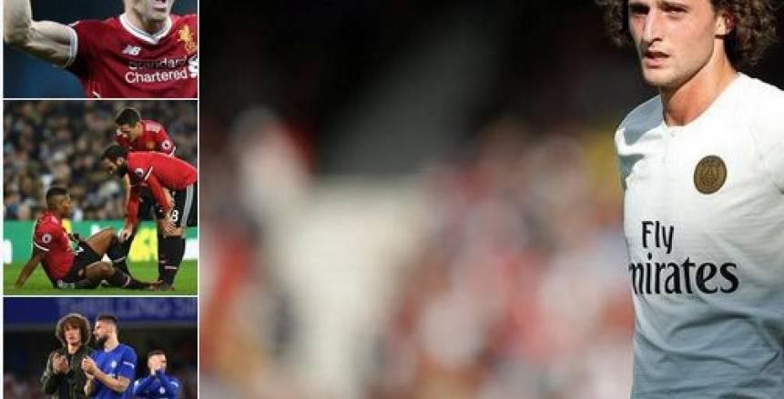 بينهم ثنائي ليفربول .. 15 لاعبا في سوق الانتقالات الصيفية المقبلة مجانا