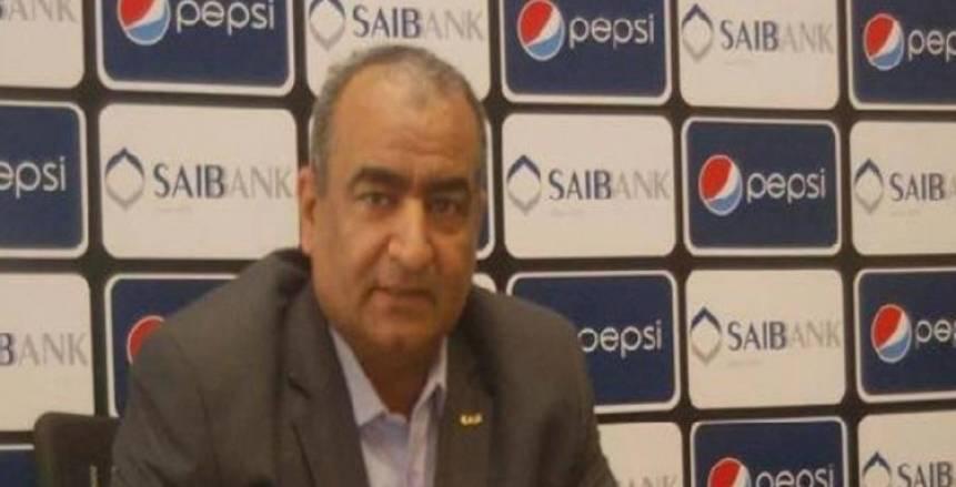 اتحاد الكرة يستقر على إبعاد عزب حجاج عن لجنة الحكام