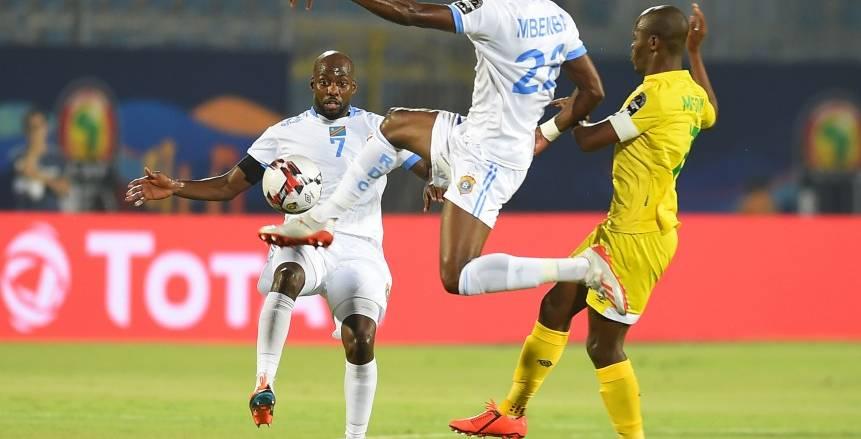 أمم أفريقيا| مباراة الكونغو وزيمبابوي في الجولة الثالثة بدور المجموعات