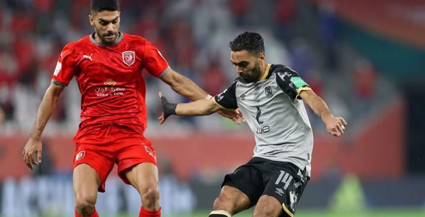 مباراة الأهلي والدحيل القطري في كأس العالم للأندية 2021