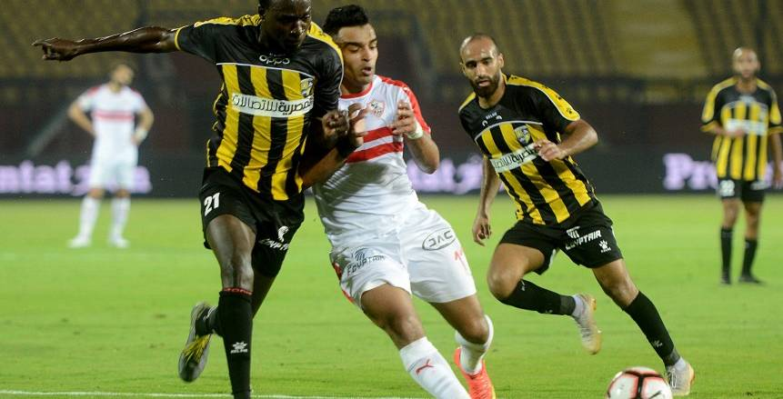 المقاولون يهزم الجزيرة مطروح بهدفين ويتأهل لدور الـ16 بكأس مصر