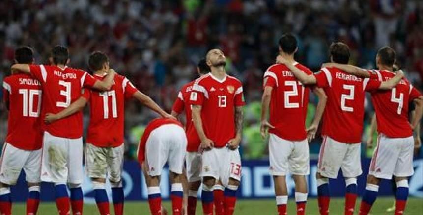 تصفيات أمم أوروبا| روسيا يكتسح سان مارينو بـ9 أهداف ويحقق أكبر فوز في تاريخه