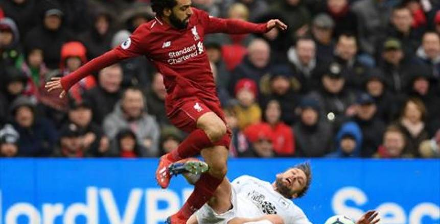 محمد صلاح رجل مباراة ليفربول وبورتو بدوري أبطال أوروبا