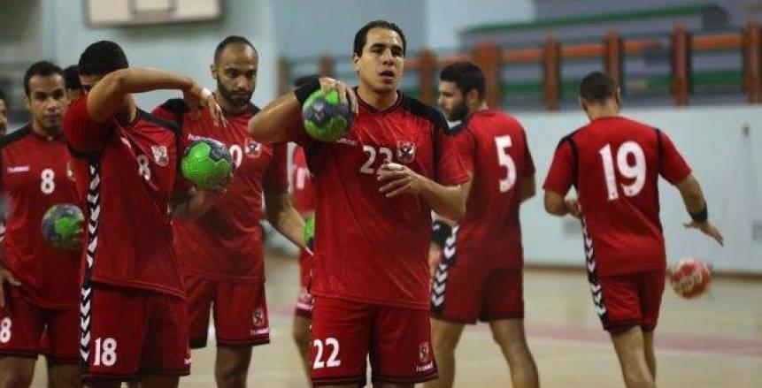 الأهلي يواجه سبورتنج في نصف نهائي كأس مصر لكرة اليد