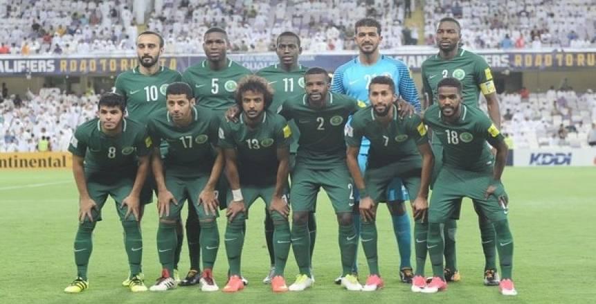 مجموعة مصر| «مصري» يتواجد بقائمة السعودية لمواجهتي إسبانيا وبلجيكا