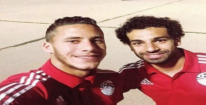 رمضان صبحي: «امنحوا محمد صلاح الكرة الذهبية»