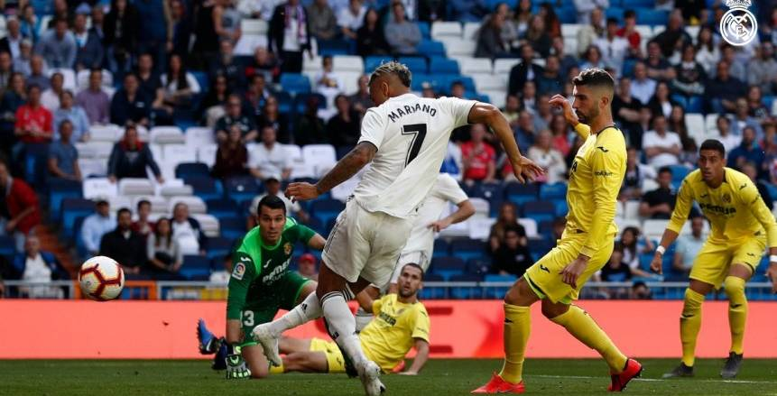 بالفيديو.. ريال مدريد ينتزع انتصارًا صعبًا من فياريال بثلاثية