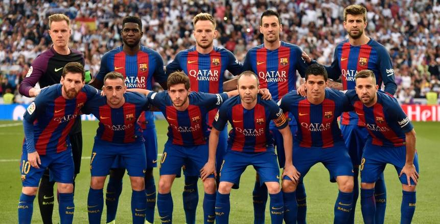 بالصورة  «ماركا» تُعلن عن قميص برشلونة الجديد