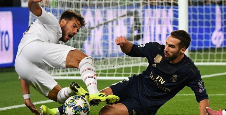 """الصحف بتقول  """"دهس"""" ريال مدريد.. جوارديولا يحب شاختار وبوتشيتينو غاضب"""