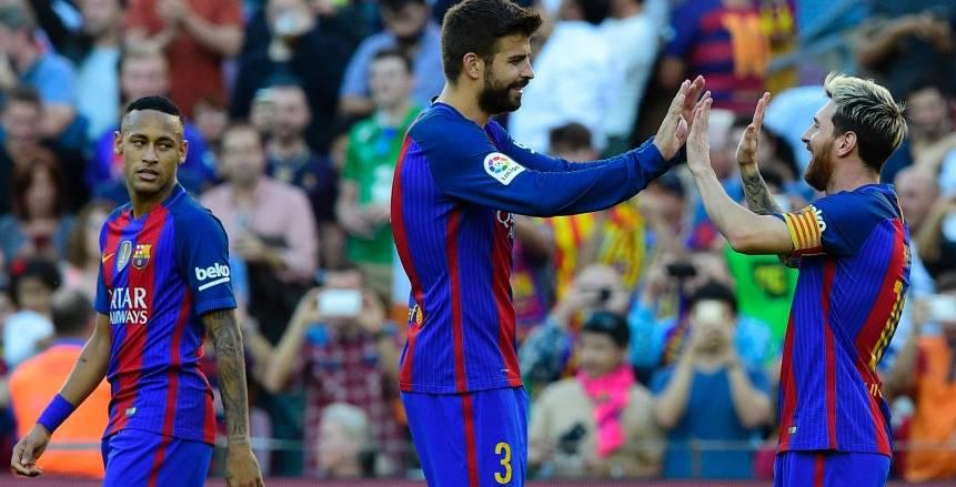 شاهد  بث مباشر لمباراة برشلونة وغرناطة في الليجا