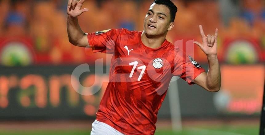 مصطفى محمد: هدفنا التأهل لأولمبياد طوكيو.. ولا أفكر في الإنجازات الشخصية