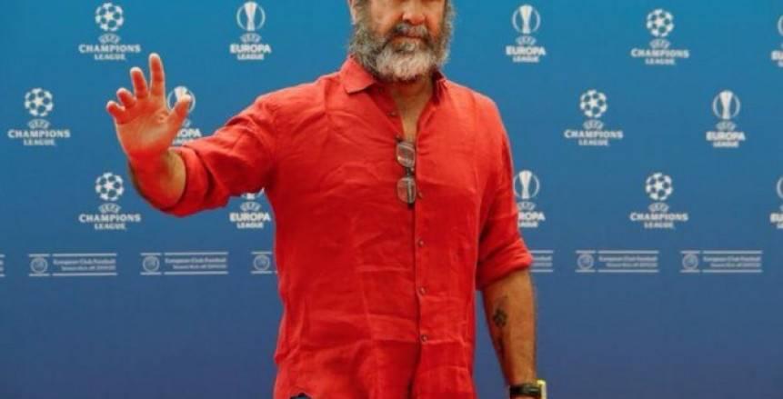 """كانتونا يحصد جائزة """"رئيس يويفا"""" في حفل الاتحاد الأوروبي"""