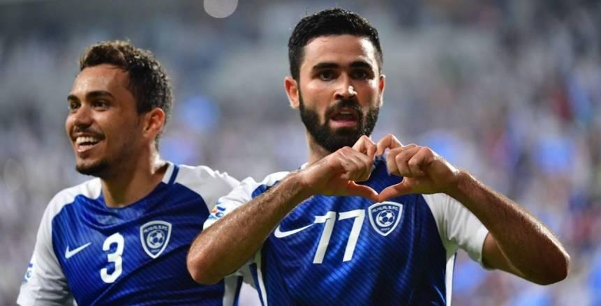 رسميا.. الهلال السعودي يعلن رحيل عمر خربين: «شكرا»