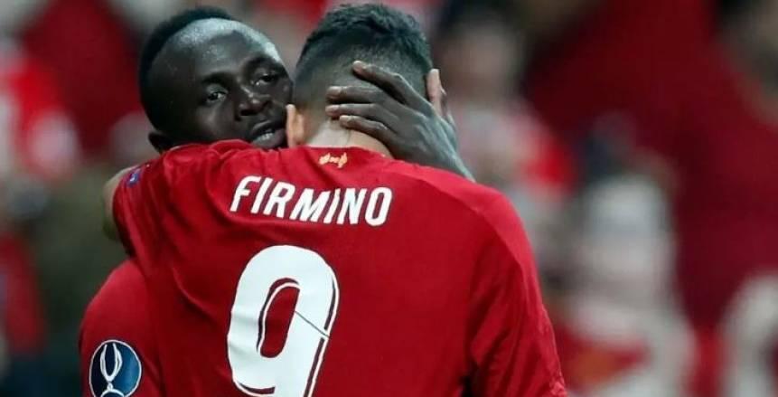 ماني: فيرمينو له الفضل الأول في ثنائية ليفربول أمام تشيلسي