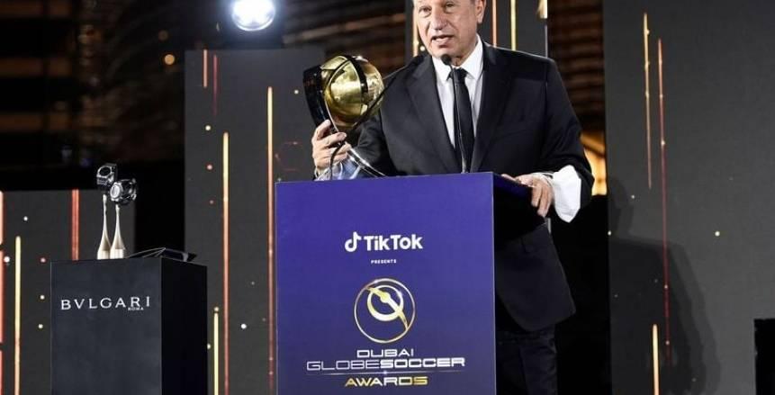كواليس حفل «جلوب سوكر» وفوز الأهلي بجائزة نادي القرن الأفريقي والأكثر تتويجا بالشرق الأوسط