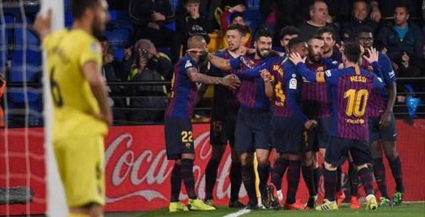 بث مباشر لمباراة برشلونة وأتلتيكو مدريد في الدوري الإسباني