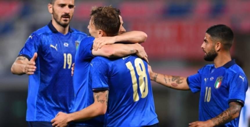 موعد مباراة إيطاليا وتركيا في افتتاح يورو 2020 والقنوات الناقلة