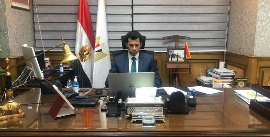 وزارة الرياضة ترد على استفسارات الهيئات بشأن إجراءات مواجهة كورونا