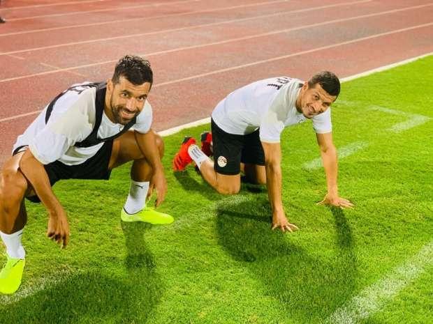 عبد الله السعيد وطارق حامد نادي الزمالك