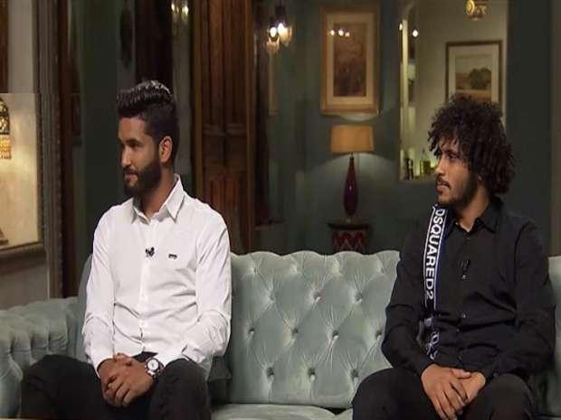 عبدالله جمعة وشقيقه صالح جمعة
