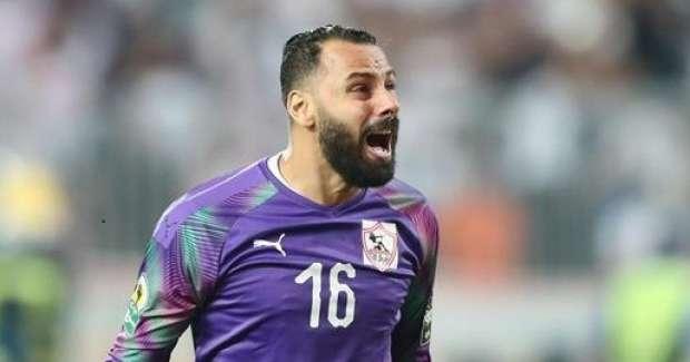 محمود جنش نادي الزمالك