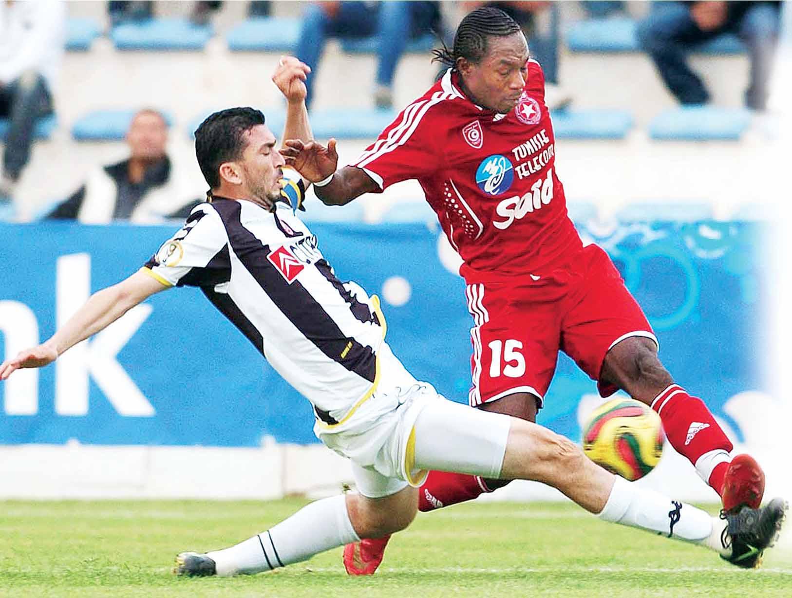 الافريقي يحرز أول فوز بالدوري التونسي و النجم و الصفاقسي يتعادلان سلبيا