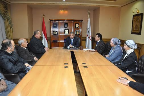 وزارة الرياضة تخطر الدولى للجمباز بتشكيل مجلس الاتحاد المصرى