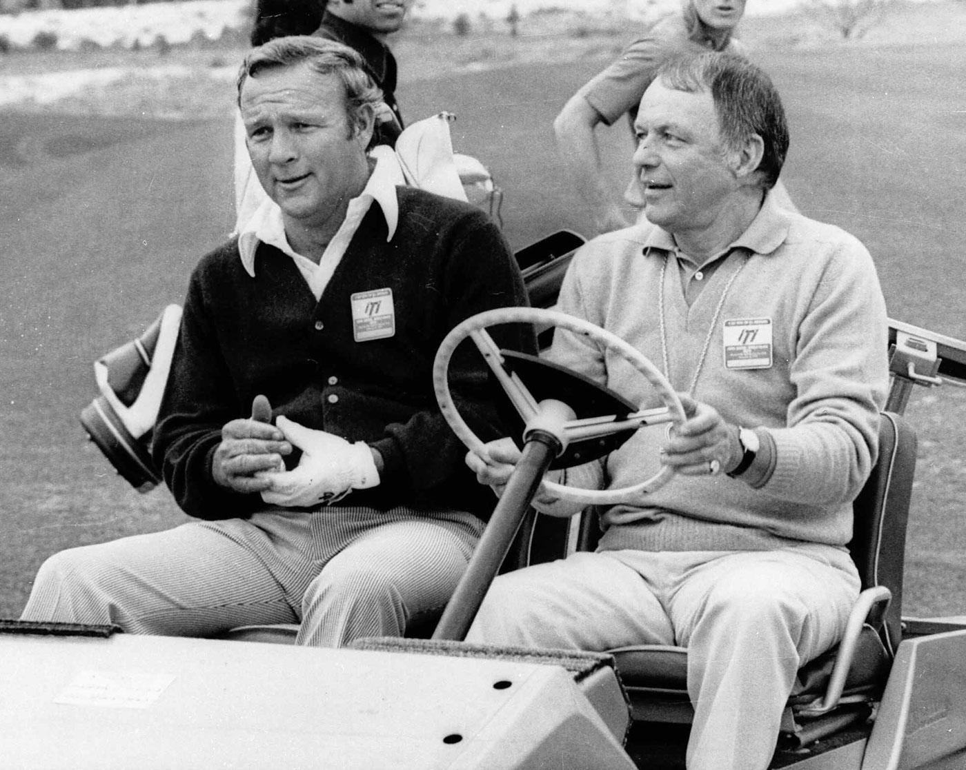 بالصور| انباء الرياضة الجولف سنة 70 أفضل من الوقت الحالي