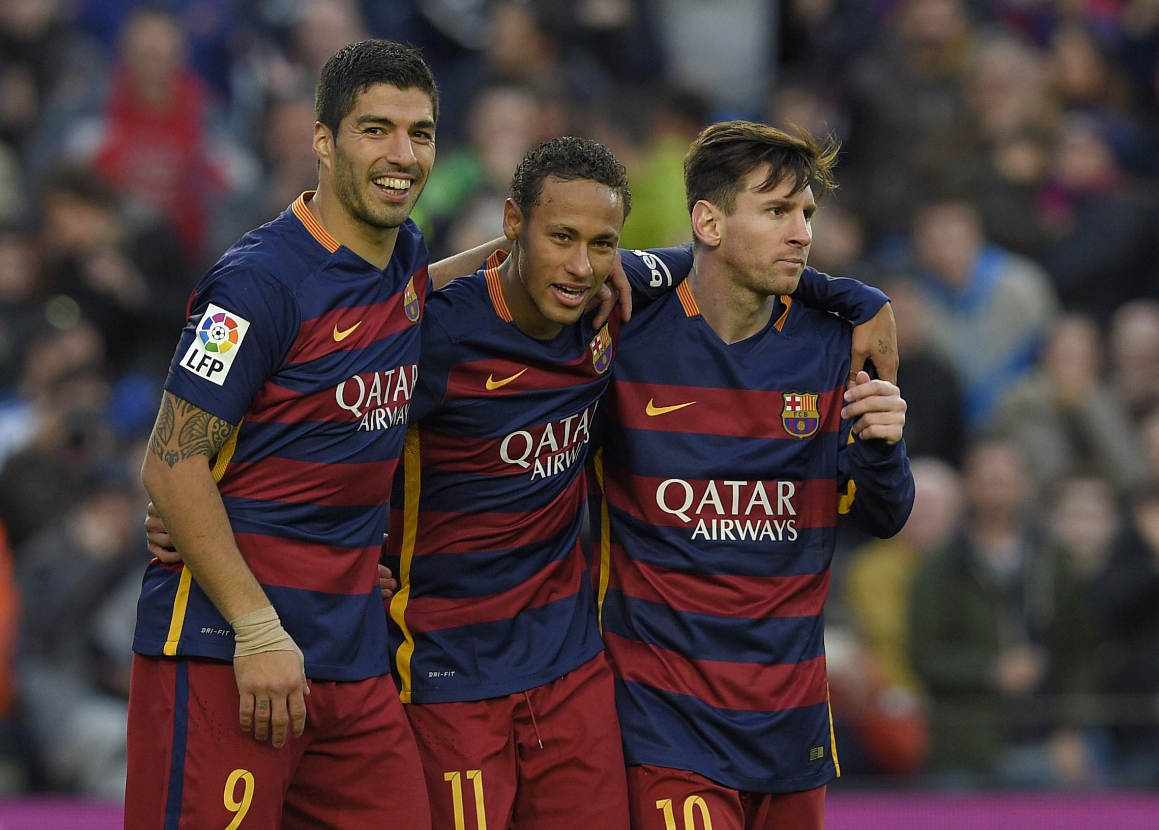 ميسي يقود برشلونة لكسر رقم ريال مدريد التاريخي  أمام رايو فاليكانو